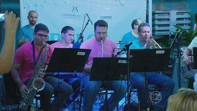 Conservatório promove evento para celebrar padroeira da música - Encontro reúne vários estilos, do erudito, ao contemporâneo, passando pelo popular.