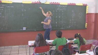Alunos do ensino fundamental do Amapá passam por avaliação de conhecimentos - Alunos do ensino fundamental do Amapá passam por avaliação de conhecimentos