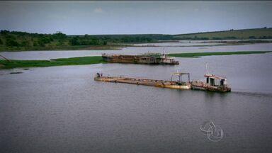 Estudo avalia navegabilidade na Hidrovia do Rio Paraguai - Estudo avalia navegabilidade na Hidrovia do Rio Paraguai.