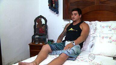 Atleta fala sobre acidente com lancha que o tirou do Brasileiro de Stand Up Paddle - Atleta fala sobre acidente com lancha que o tirou do Brasileiro de Stand Up Paddle