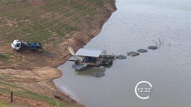 Chuva aumenta mas ainda não resolve o problema na região - Choveu mais sobre o sistema Cantareira neste mês de novembro se comparado com o ano passado.