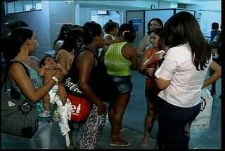Pacientes reclamam de demora no atendimento no Hospital Dom Malan - Alguns pacientes esperaram mais de 10 horas para conseguir atendimento médico.