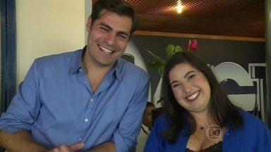 Thiago Lacerda relembra Hilda Furacão - Em 1998, ator estava em seusegundo trabalho na TV Globo