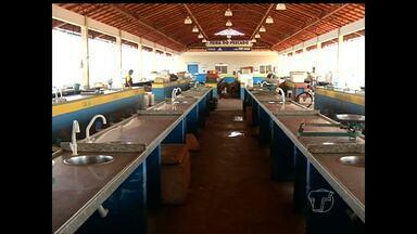 Feira do Pescado de Santarém vai passar por reforma - Obras devem iniciar nesta terça-feira (25).
