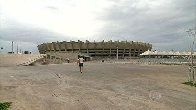 Esquema especial de trânsito é montado para o clássico em BH - Cruzeiro e Atlético-MG jogam no Mineirão