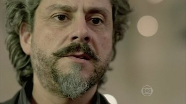 Império - capítulo de terça-feira, dia 25/11/2014, na íntegra - José Alfredo vê Téo e Maurílio juntos