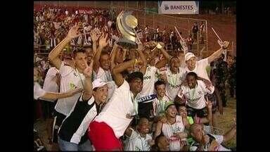 Estrela segue na defesa de título de campeão em Campeonato Capixaba em 2015 - Equipe também vai participar da Copa do Brasil.