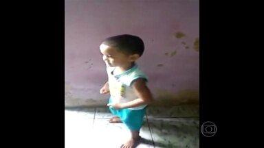 Flagra no Encontro: Fã mirim adora Wesley Safadão - Avó manda vídeo do neto dançando