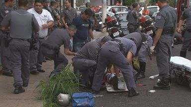 Motorista que causou acidente com PMs responderá a inquérito em liberdade - Condutor supostamente embriagado se envolveu em acidentes com oficiais em motos. Vítimas estão no HC.