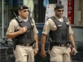 MG Patrulha: Policiamento intensificado no Vale do Aço - Reforço principalmente nas áreas comerciais, devido ao grande fluxo de pessoas no fim de ano