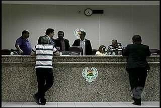 Na houve votação na casa Plínio Amorim na última terça-feira (2) - Um dos projetos previstos em pauta foi a LOA – Lei Orçamentária Anual do município para o exercício do ano de 2015.