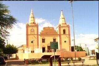 Igreja Matriz de Santo Antônio, em Barbalha, é reformada - Templo celebra abriga uma das maiores festas da região.