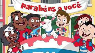 Bahia lança DVD para crianças - Veja um trecho do vídeo de divulgação.