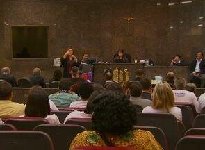 Julgamento de ex-policial acusado de assassinato terminou nessa terça-feira (2) - Caso foi julgado no Fórum de Olinda, Pernambuco.
