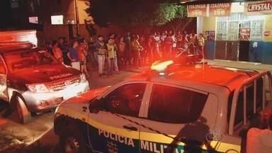 Polícia Civil de Ariquemes investiga assassinato de uma adolescente e de um homem - Jovem tinha 15 anos, e o homem 38. Polícia acredita na hipótese de acerto de contas.