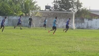 Operário de Manacapuru/AM treina de olho no segundo turno da Série B - Time já classificado para a série a do futebol amazonense.