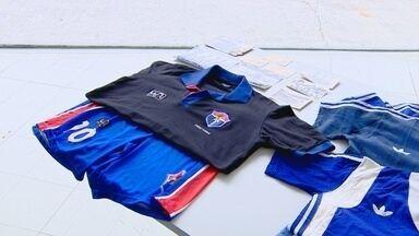 Memorial do Futebol amazonense começa a sair do papel - Espaço recebe material e caminha para em breve ser inaugurado. Veja os detalhes na reportagem.