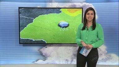 Tempo ficará instável na quinta-feira em Ribeirão Preto, SP - Uma frente fria chega à região e deve chover.