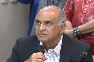Paulo Souto é anunciado como novo secretário municipal - O prefeito ACM Neto disse que vai haver mudanças no secretariado.