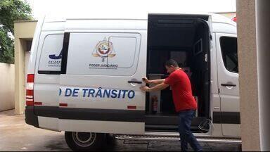Criado Juizado de Trânsito em Dourados (MS) - Conciliadores vão aconselhar condutores envolvidos em acidente.