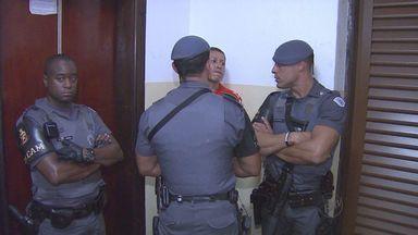 Preso suspeito de atear fogo a caseiro em Brodowski, SP - Homem foi encontrado pela polícia quando tentava assaltar uma sala comercial no Centro de Ribeirão Preto (SP), usando uma submetralhadora.