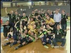 Futsal de Lages vai lutar por vaga para disputar a taça Brasil em 2015 - Futsal de Lages vai lutar por vaga para disputar taça Brasil em 2015