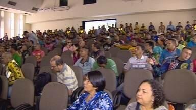 Regras de nova licitação para mototaxistas são apresentadas em Manaus - Encontro ocorreu nesta quarta-feira (3)