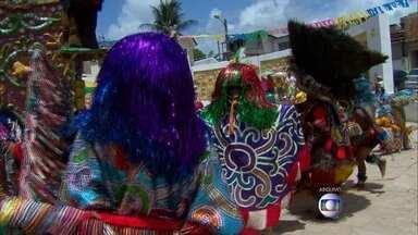 Maracatus e Cavalo-Marinho recebem título de Patrimônio Cultural Imaterial do Brasil - Anúncio foi feito no Iphan, em Brasília.