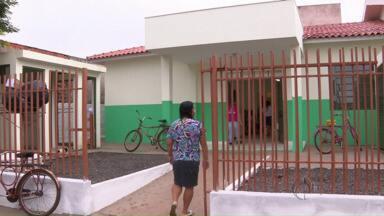 Depois de três anos posto de saúde é reaberto em Paiçandu - Ele estava interditado por falta de estrutura