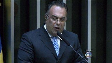 Mandato de André Vargas é cassado pela Câmara - A Câmara dos Deputados cassou o mandato de André Vargas por quebra de decoro.