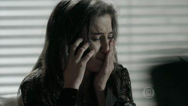 Cora chora ao saber o que aconteceu na noite com Zé Alfredo - Josué engana a megera para que ela acredite que passou a noite com o Comendador. Xana comenta com Cristina que Josué pode estar namorando Cora