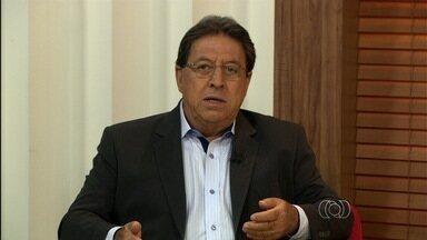 Jornalista Jackson Abrão comenta a eleição de Anselmo Pereira como presidente da Câmara - Para Jackson Abrão, a interferência do presidente da Agetop, Jayme Rincón, pesou na eleição do vereador.