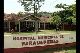 Continua a greve dos médicos do hospital municipal de Parauapebas - A paralisação já dura mais de uma semana e apenas casos de urgência e emergência são atendidos.