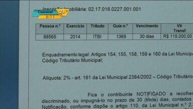 Prefeitura de Paranavaí descobre que cobrava o valor do ITBI errado - Após 12 anos, a prefeitura descobre o erro e cobra da população o imposto retroativo dos últimos cinco anos.