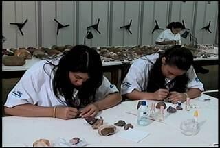 Curso de Arqueologia tem atraído vários estudantes - Duas Universidades do Piauí estão atraindo estudantes de todo o Brasil.