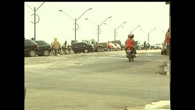 SMT amplia vagas neste fim de ano para estacionamento no comércio - 170 vagas serão para acomodar carros e 100 para motos.