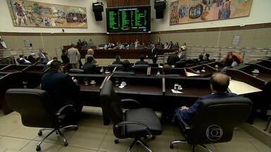 Vereador Wellington Magalhães é eleito presidente da Câmara Municipal de BH - Ele foi eleito na manhã desta sexta-feira (12).