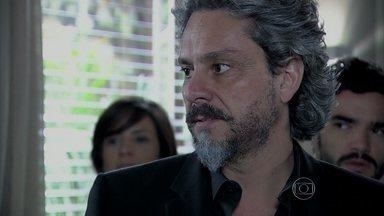 Império - capítulo de sábado, dia 13/12/2014, na íntegra - Cora se enfurece com José Alfredo