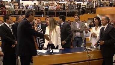 Câmara de Goiânia aprova reajuste da Planta de Valores em 1º votação - Valor de 39,8% foi aprovado, mas emenda acordada o fará cair para 25%. Proposta precisa ser aprovada em 2ª votação para entrar em vigor em 2015.