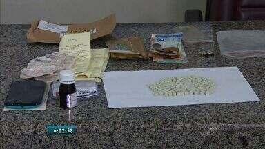 Quadrilha que atuava em três estados nordestinos é presa - Quadrilha que atuava em três estados nordestinos é presa. Eles vendiam drogas em festas.