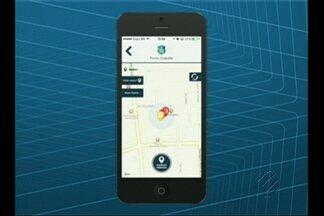 Aplicativo gratuito possibilita chamar a polícia ou os bombeiros, em caso e emergência - Com o digital mobile será possível ainda fazer uma reclamação em órgãos como a Cosanpa.
