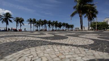 Avenida Paulista, Avenida Atlântica, 1º de Março e Rua das Pedras