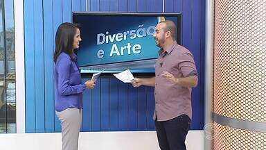 MC Marcinho, MC Gui e Valesca são atrações do fim de semana no Sul do Rio - Funk domina agenda de shows do quadro Diversão e Arte; peça Memórias do Pequeno Pênis também está na agenda cultural.