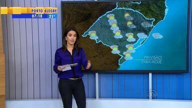 Tempo: confira a previsão para próximos dias no Litoral - Noite de Natal deve ter tempo seco em Tramandaí e na Praia do Cassino.