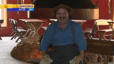 Humor do Bom Dia: Paulinho Mixaria é o comediante da semana - Confira a piada da manhã de segunda-feira (22).