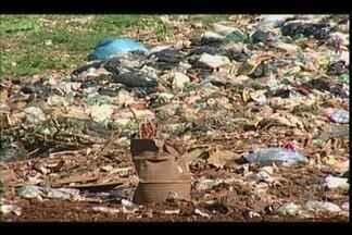 Serviço de coleta de lixo em Uberaba não para no Natal - Nos dias após o Natal, a quantidade de lixo produzida na cidade aumenta em cerca de 800 toneladas.