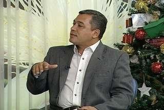 Escritor lança livro sobre o Jesus histórico na visão espiríta - 'Da manjedoura a Emaús' foi lançado em Brasília.