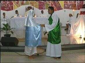 Em Gurupi, peça de teatro conta o nascimento de Jesus durante a missa - Em Gurupi, peça de teatro conta o nascimento de Jesus durante a missa
