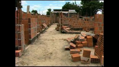 Vândalos invadem e depredam obra de posto de saúde em Rio Grande, RS - Assista ao vídeo.