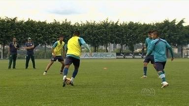 Goiás tem desafio na Copa São Paulo - O time goiano está em grupo junto ao Botafogo da Paraíba, Rio Claro e Nacional.